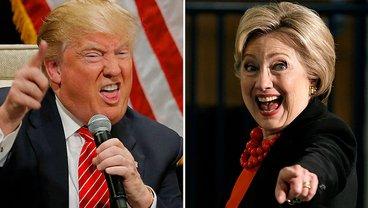 """Трамп назвал Клинтон """"величайшим лузером"""" - фото 1"""