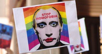 Путин закрывает глаза на убийства геев в Чечне - фото 1