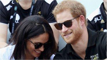 Принц Гарри и Меган Маркл - фото 1