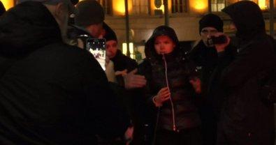 Елена Зайцева вернулась на место аварии - фото 1