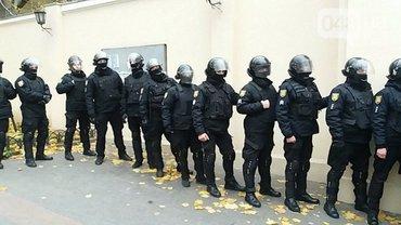 В Одессе хотят застроить Горсад, жители протестуют (фото, видео) - фото 1