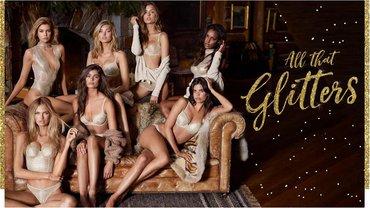 Новая коллекция Victoria's Secret - фото 1