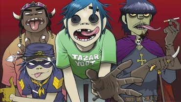 Gorillaz - Garage Palace - фото 1