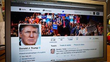 Twitter удалил аккаунт Трампа - фото 1