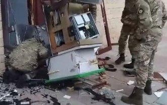 В Харьковской области взорвали банкомат - фото 1