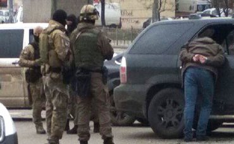 Новикова задержали в Киеве - фото 1