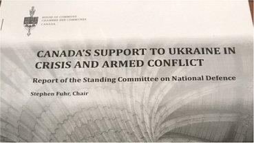 В Канаде предложили передать Украине летальное оружие - фото 1