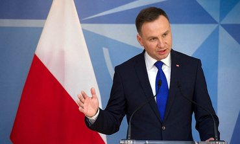 Президент Польши Анджей Дуда - фото 1