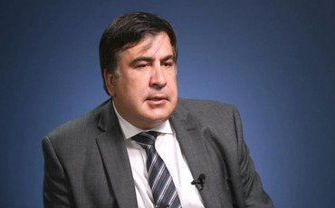 Саакашвили получил документы для выезда в Нидерланды - фото 1