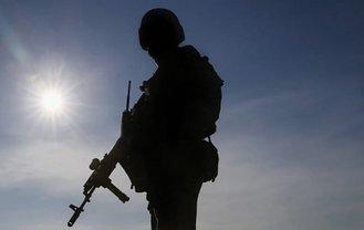 На Донбассе погиб украинский военный - фото 1
