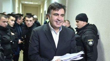 Саакашвили хотят вернуть в Грузию - фото 1