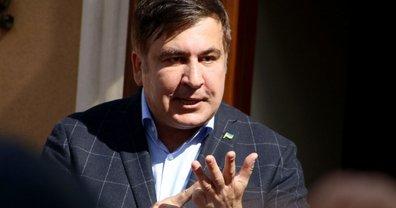 В квартиру Саакашвили пришли с обыском - фото 1