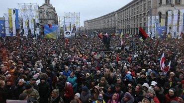 В Киеве начался марш за импичмент - фото 1