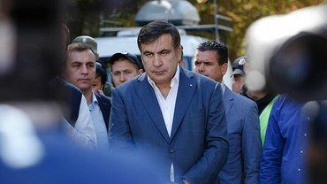 МИД Украины отреагировал на информацию о тайной экстрадиции Саакашвили - фото 1