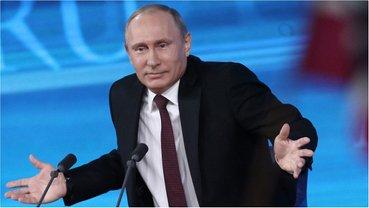 Путин вещает - фото 1