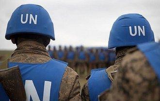 В результате нападения на миротворцев ООН погибло 12 военных - фото 1
