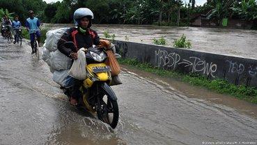 Наводнение в Шри-Ланке - фото 1
