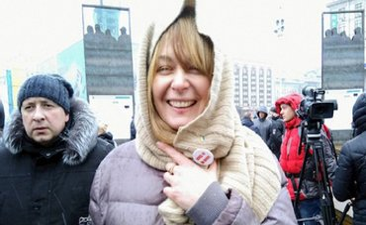 Сандра Рулофс - жена Саакашвили - фото 1