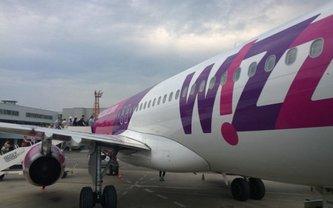 В самолет WizzAir ударила молния - фото 1