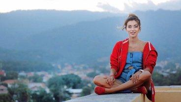 Регина Тодоренко теперь поживет в США - фото 1