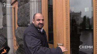 Розенблата заметили в Администрации президента - фото 1
