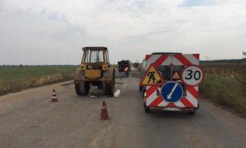 Глава Николаевского автодора отремонтировал трассу только по документам - фото 1