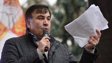 Саакашвили в письме к Порошенко признался в своих политических проколах - фото 1