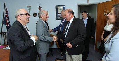 В Австралии открылось первое консульство Украины - фото 1