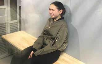 Елена Зайцева была за рулем Lexus, который сбил пешеходов - фото 1
