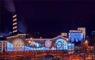 Фабрику Roshen в Киеве назовут Roshen Plaza - фото 1