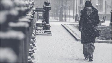 Украину засыпет снегом - фото 1