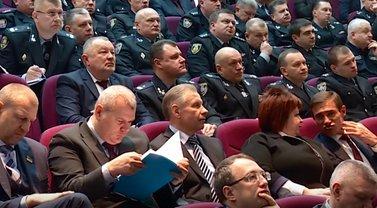 Уволенный из МВД Сергей Чеботарь засветился на коллегии министерства - фото 1