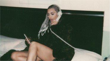 Ким Кардашьян снялась в откровенной фотосессии - фото 1