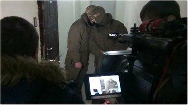 НАБУ пришла с обыском домой к Пимаховой  - фото 1