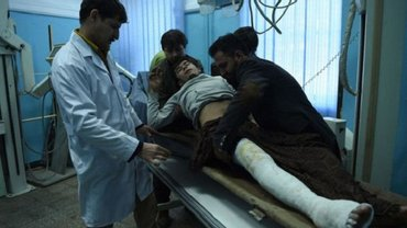 Взрыв в Кабуле произошел 20 января 2018 года - фото 1