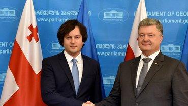 Порошенко хочет привязать к антироссийским санкциям оккупацию Грузии - фото 1