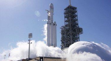 Falcon Heavy прошла очередные испытания  - фото 1
