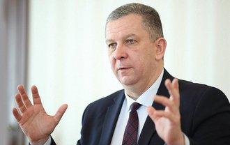 Министр социальной политики Андрей Рева - фото 1