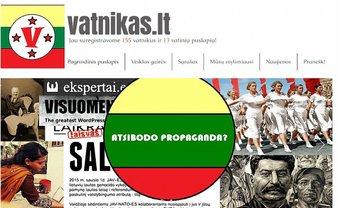 """""""Ватника"""" создали в Литве - фото 1"""