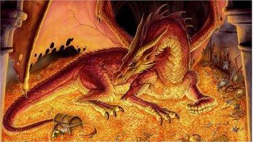 Дракон Смауг как почетный покровитель государственной аудиторской службы  - фото 1