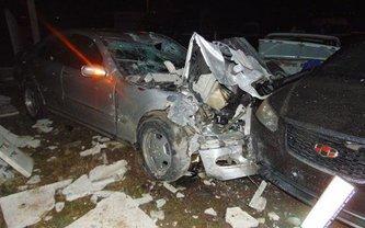фото с места аварии  - фото 1