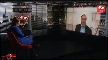 Андрій Портнов у підлабузницькому інтерв'ю на каналі ZIK - фото 1