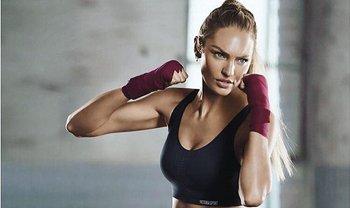 Кэндис Свейнпол стала самой влиятельной бельевой моделью Instagram - фото 1