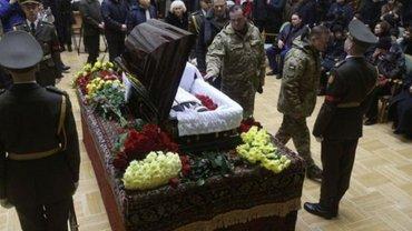 В Киеве похоронили Леонида Каденюка - фото 1