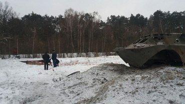 Во Львовской области погиб пограничник - фото 1