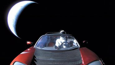 Tesla Roadster - фото 1