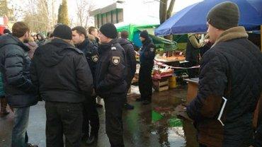 "На ""Берестейской"" убили охранника МАФа - фото 1"