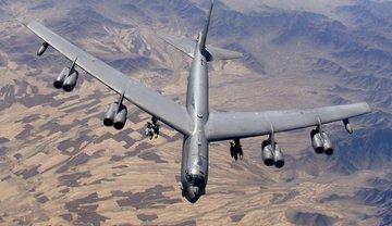 Бомбардировщик B-52 прикрывал атаку американцев на войска РФ - фото 1