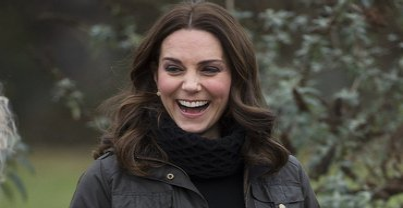 Кейт Миддлтон устраивает прием в честь Недели моды в Лондоне 19 февраля - фото 1