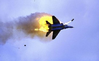 В Сирии сбили истребитель РФ - фото 1